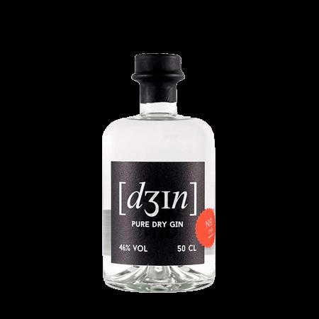 [dʒɪn] - Pure Dry Gin